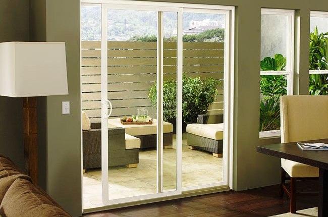 vinyl sliding patio door - Vinyl Sliding Patio Doors