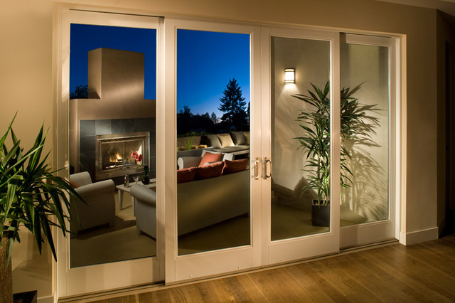 Seattle Entry Patio French Door Replacement Foggy