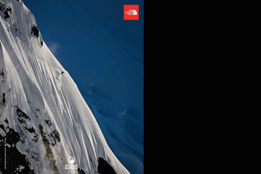 AGENCY-FACTORY DESIGN LABS <BR>CLIENT-THE NORTH FACE