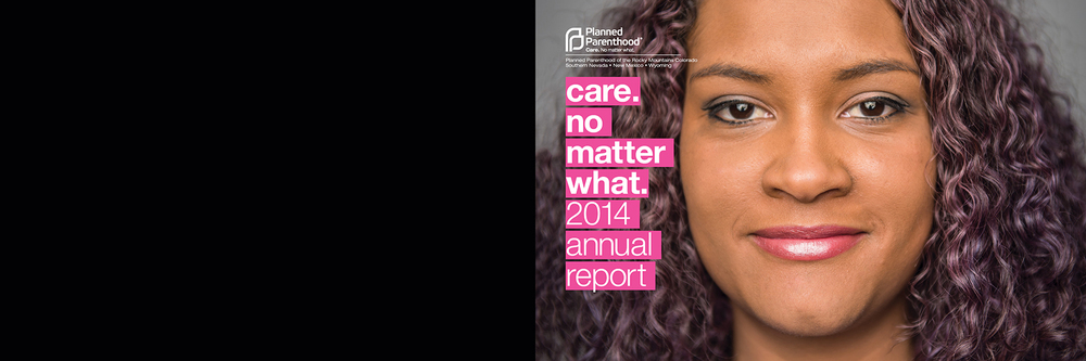 FREELANCE-PLANNED PARENTHOOD <BR> ANNUAL REPORT