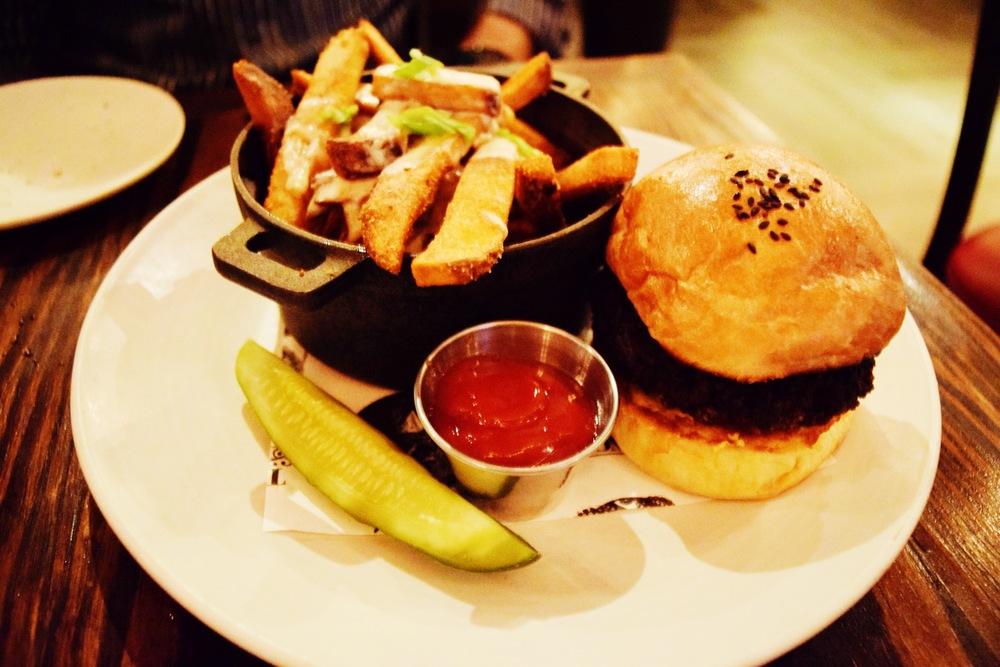 The Beef Cheek Burger - Tongue & Cheek