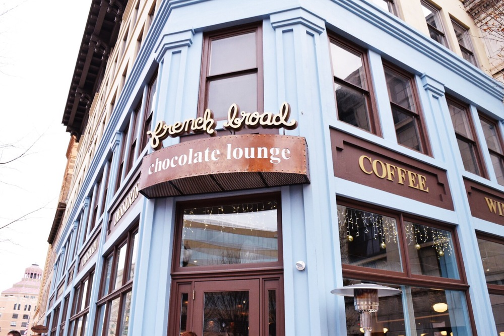 Downtown Asheville Chocolate Lounge