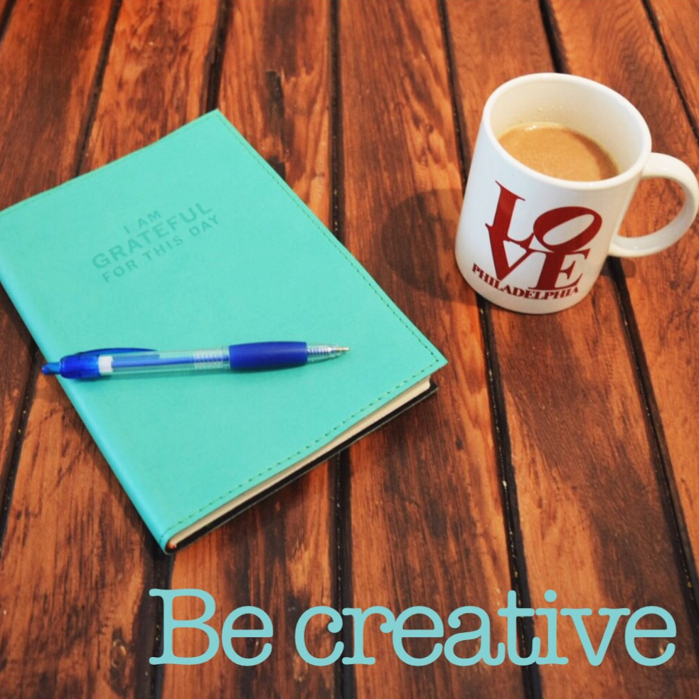 Strategies to stay creative when you're feeling stuck
