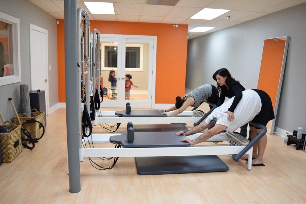 pilates stretch balance body box