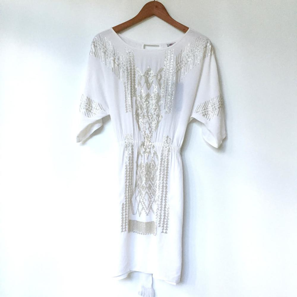 Boho Chic Casual Dress Thrifter Mia