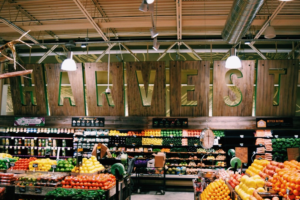 Harvest Produce Whole Foods Davie