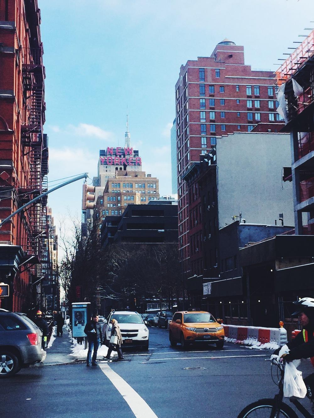 That New York Spirit