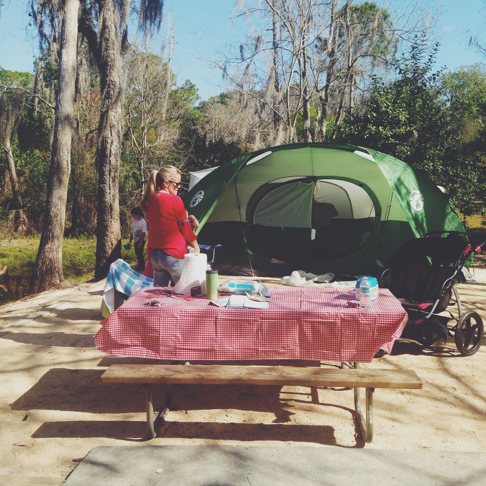 Fort Wilderness Campground
