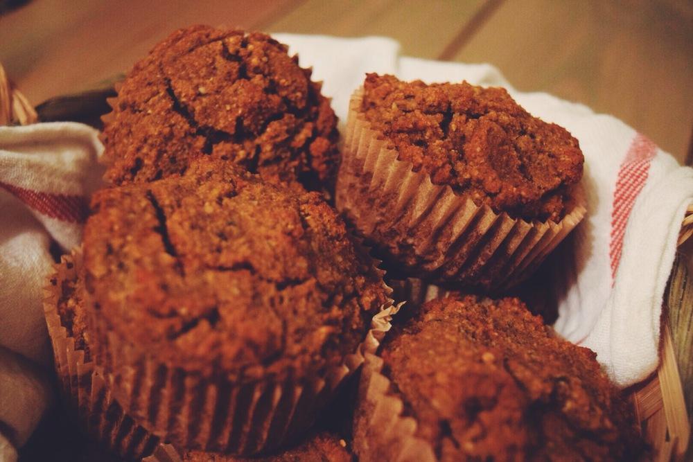 Gluten Free Power Muffin