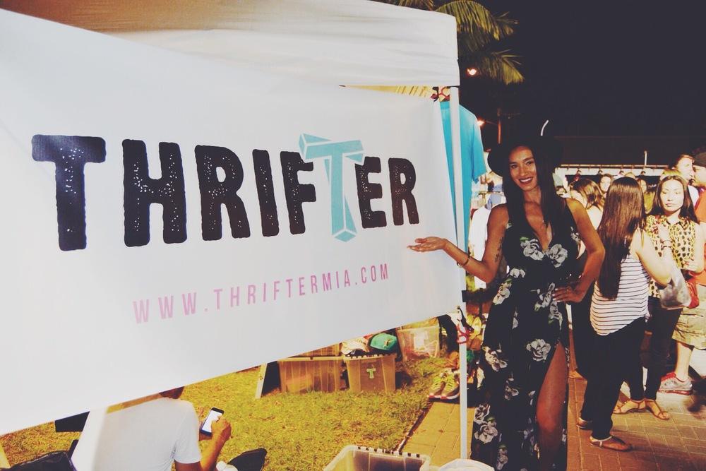 Thrifter MIA Jenny Ho