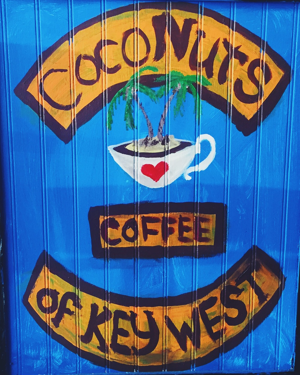 Coffee Culture: An Artistic Experiment. Writing, creativity, coffee and Key West.