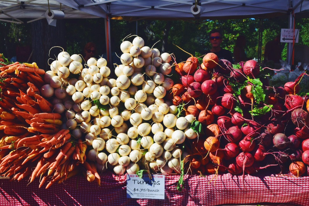 Boulder Colorado Market. Fresh produce at a fair price. Must check out if traveling here.