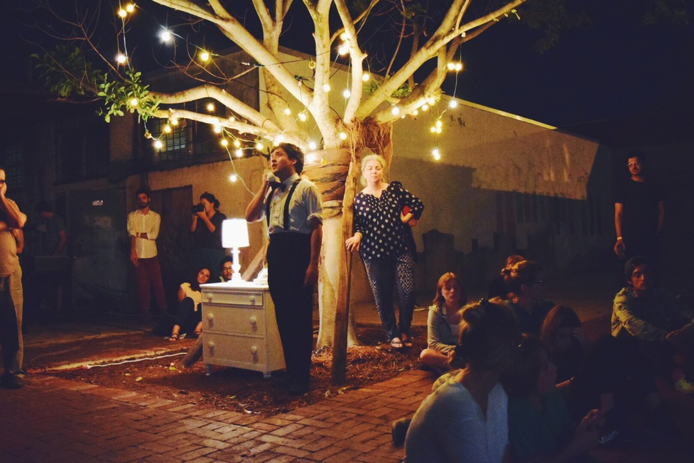 Miami poetry and artist community gather to appreciate creativity