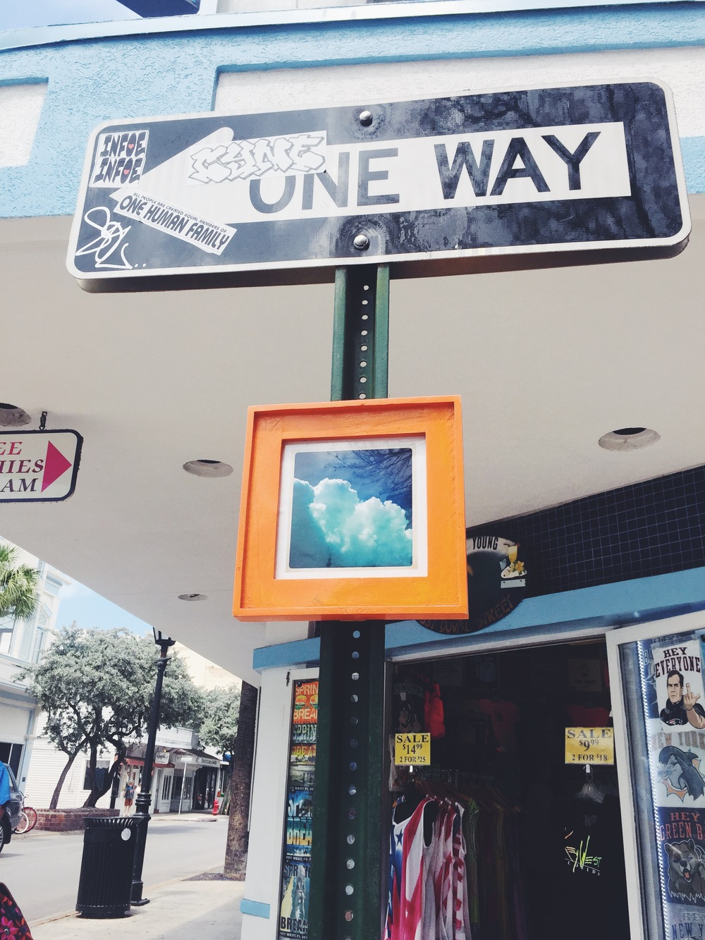One Way: Key West in a shot