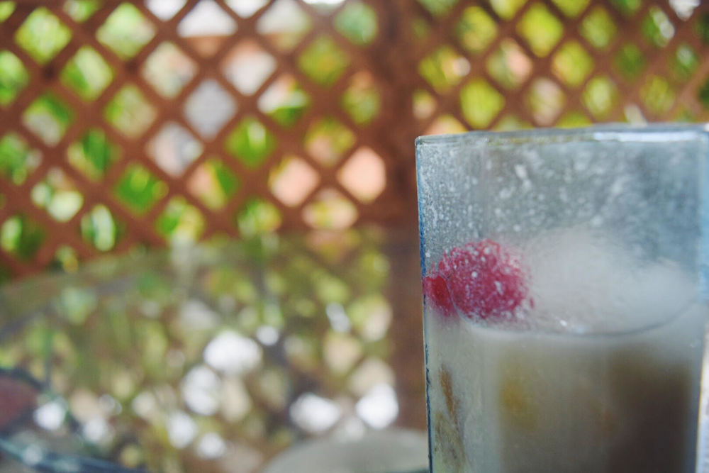 Project 365 – Beach Cottage Getaway. Old Florida style vacation! Pina coladas by the water.