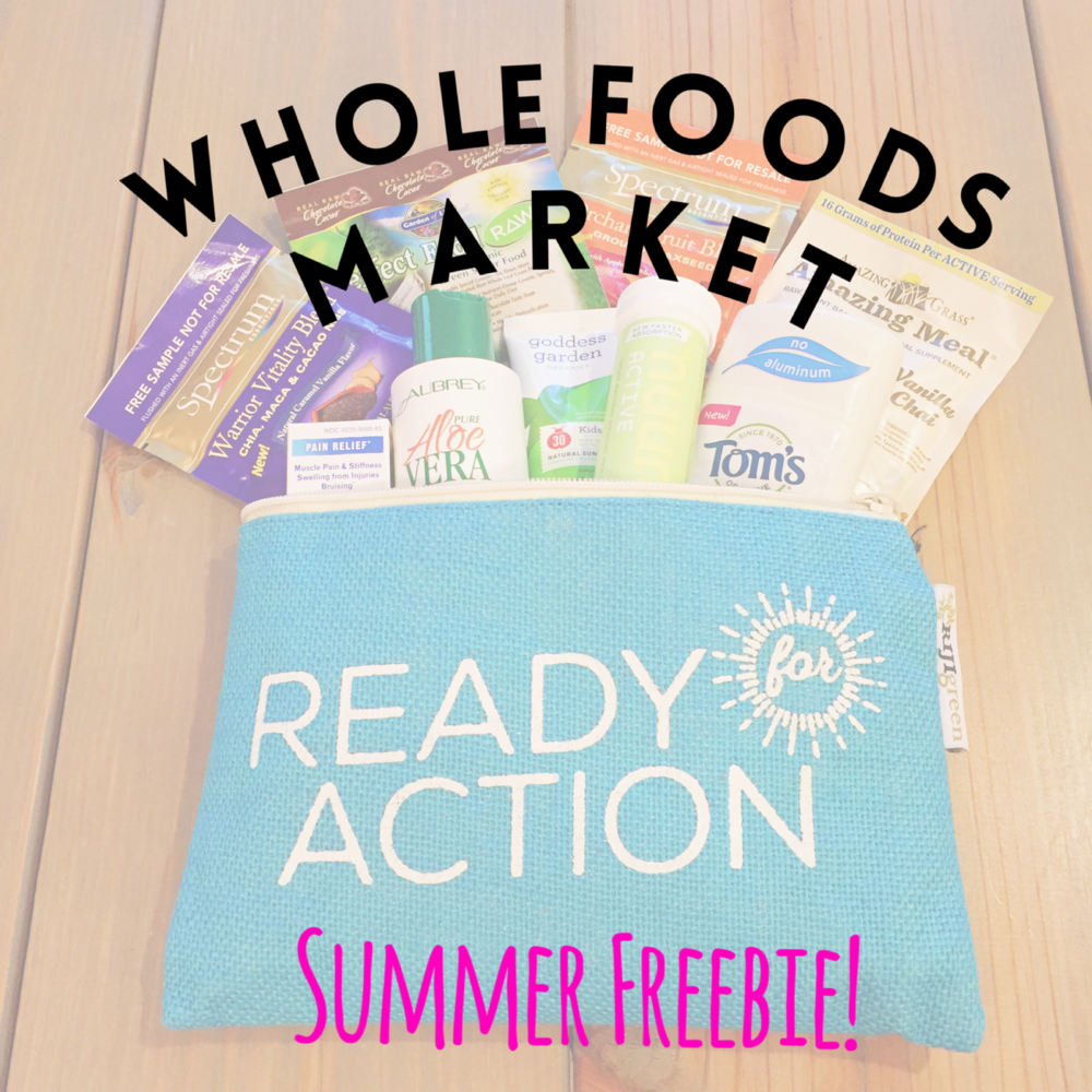 Whole Foods Summer Giveaway