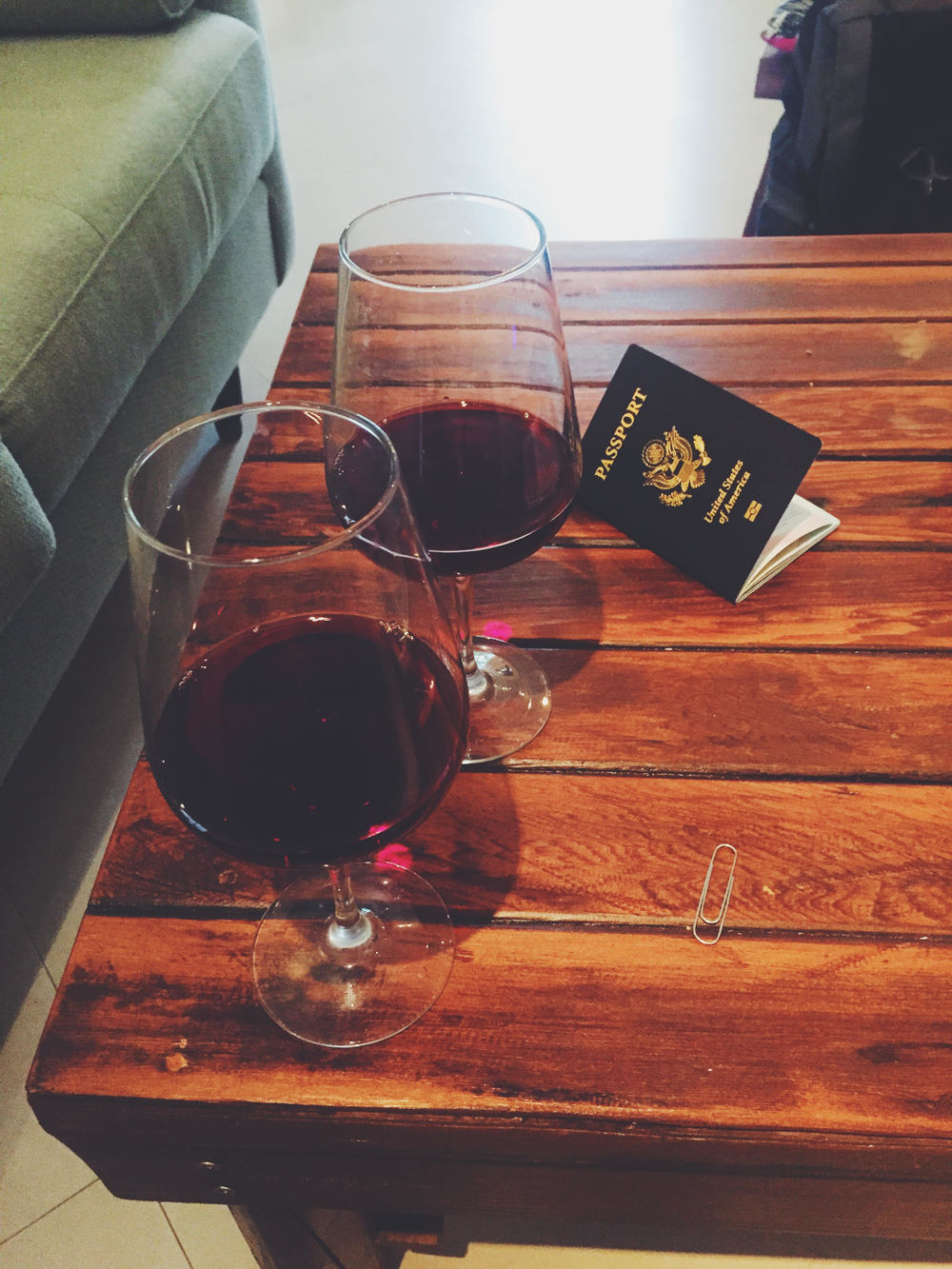 Wine, Spain and Travel