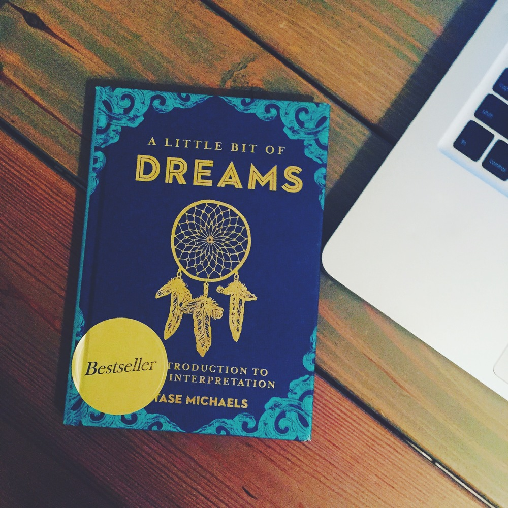 A little bit of dreams. Awesome before bed reading that will help you decode your dreams and listen to your subconscious!