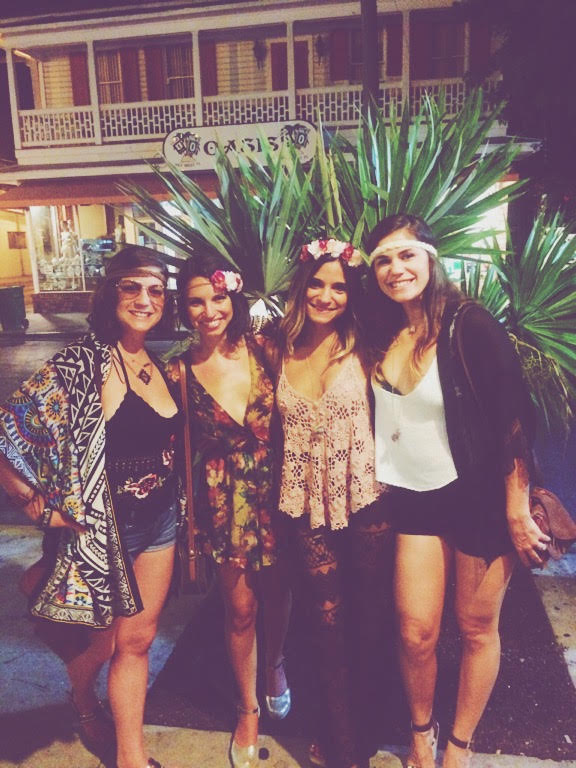 Themed partying on Duval Street, Key West, Florida