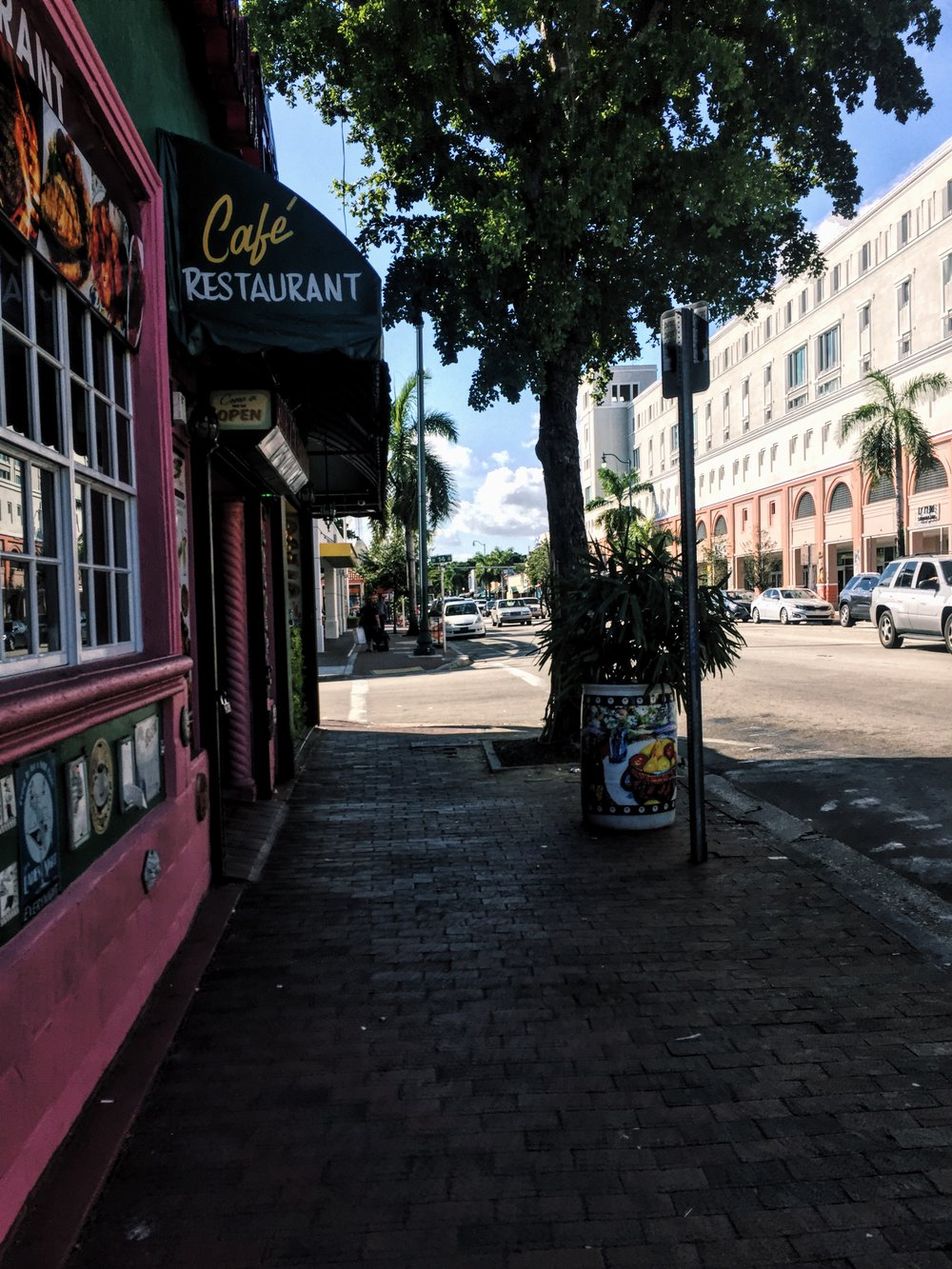 Walk & Talk Series: Little Havana - Creative exercise - getting outside and letting your mind act as an observer. Emptying out to be filled with inspiration.