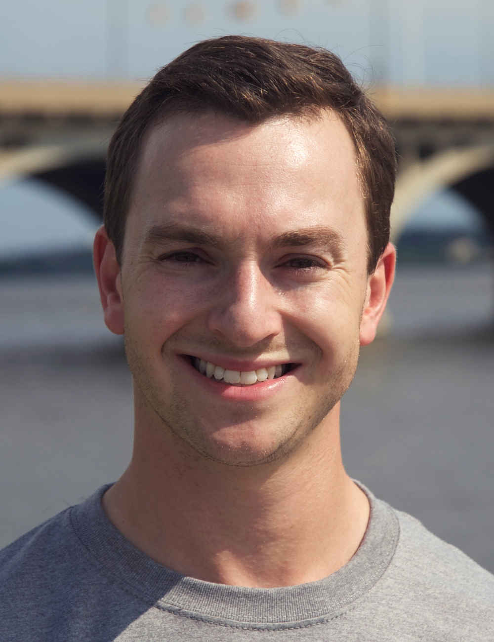 Evan Lutz CEO & Co-Founder Favorite Veggie: Carrot