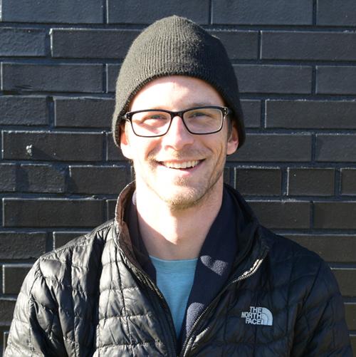 Andrew Pinney  Raleigh-Durham Produce & Ops Mgr Favorite Veggie: Okra