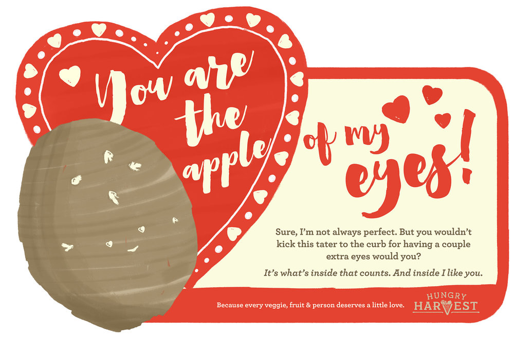 Apple of My Eyese-Card - Want to share the love? Just click the download button below to e-mail, print & share to your heart's content!