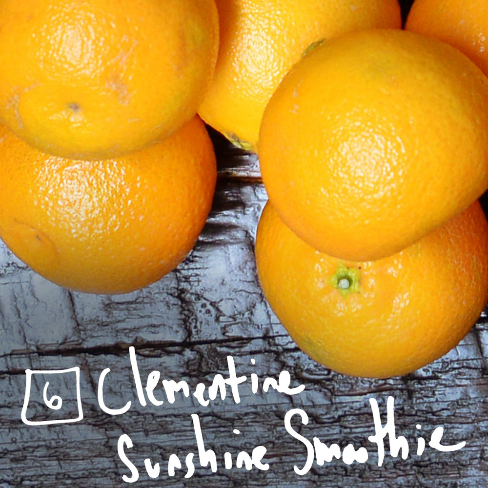In case you can't get enough sunshine, this smoothie will leave you glowing. - Find the recipe at: Cookie + Kate