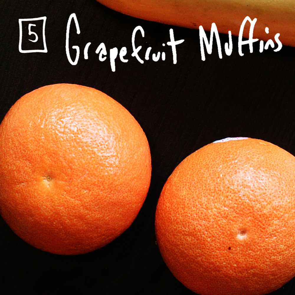 A different way to eat your grapefruit for breakfast! - Find the recipe at: A Beautiful Mess