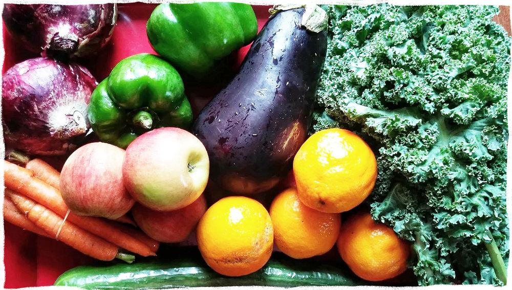 Learning patience & appreciation with fruits & veggies - - Danni McGhee, DAM Good Vegan