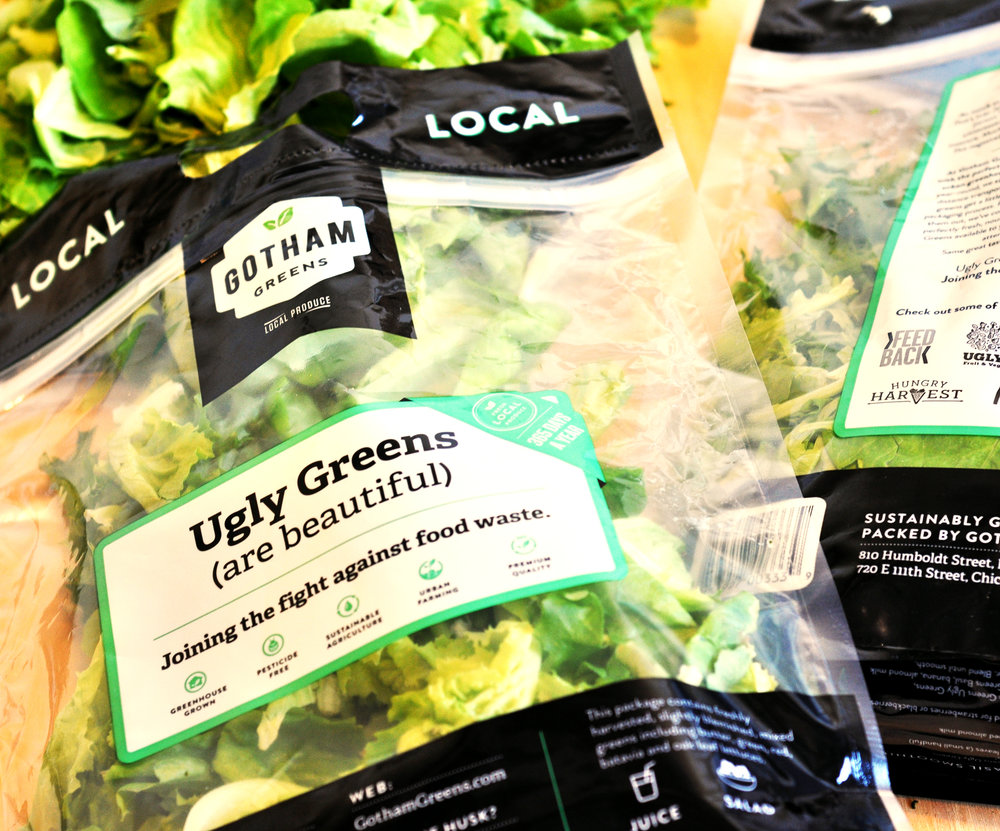 8. The expiration date on leafy greens sold in bags or clamshells is just for show. - True or False?