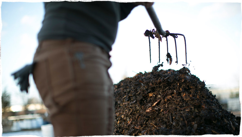 Fighting waste & building strong soil - - Kat Nigro, CompostNow
