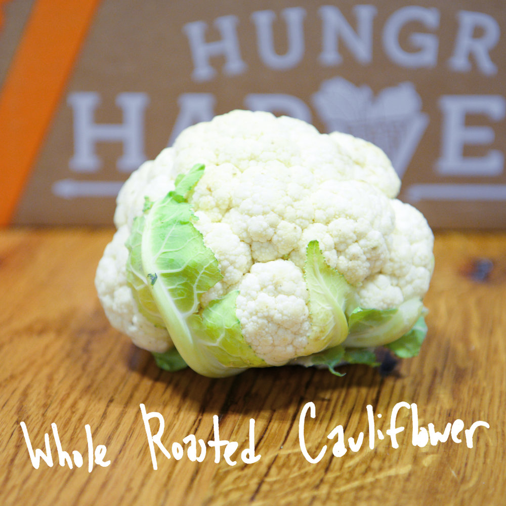 Roasting cauliflower is all the rage - serve it as an appetizer for dinner parties or a a main course for weeknight meals! - Find the recipe at: Minimalist Baker