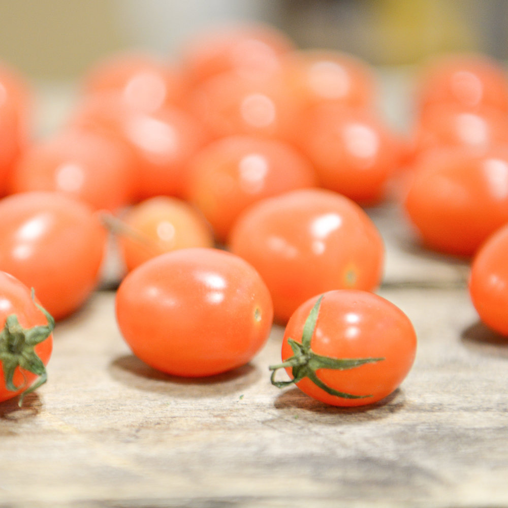 GET SAUCY - Tomatoes can be cooked down and mashed to create a better than store bought pasta sauce – while you're at it, you can throw in some of the other veggies you need to use up to create a chunky marinara.