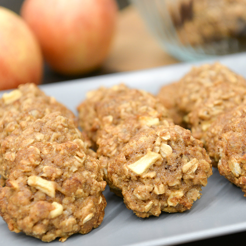 BAKE IT UP - Sure, banana or zucchini bread is all the rage when it come to baking with fruits and veggies that need to be used up, but what about shredding carrots and apples to make these delicious Morning Glory Muffins?