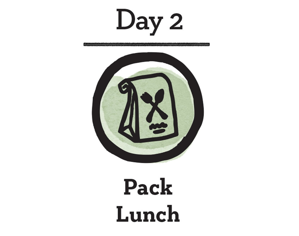 - Good For You:When you make your own lunch, you know exactly what's going into it – that usually means less calories, less salt & a smaller portion, not to mention you're probably using up leftovers & saving money!Good For The Planet:Packing in reusable containers cuts down on unnecessary packaging & processing while controlling the materials your food comes in contact with. Why not give our landfills a break and make it a litter-less lunch day?