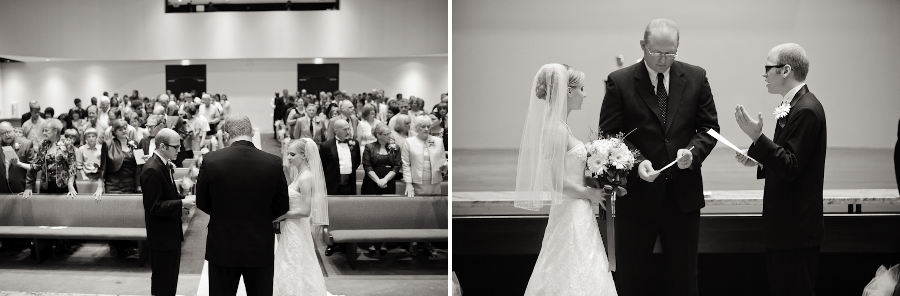 Tampa Covenant Church Wedding Photography FL