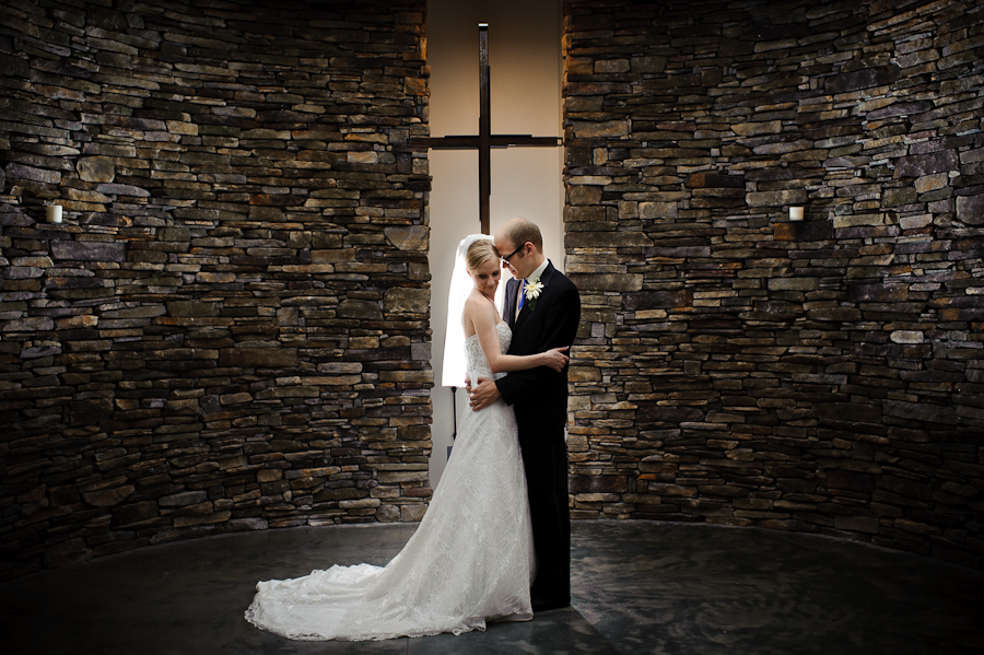 Tampa Covenant Church Wedding Photography FL | Stone Chapel