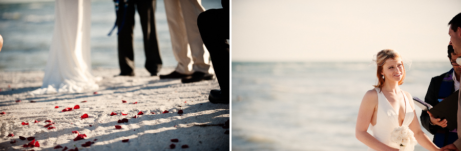 Long Boat Key Club Wedding