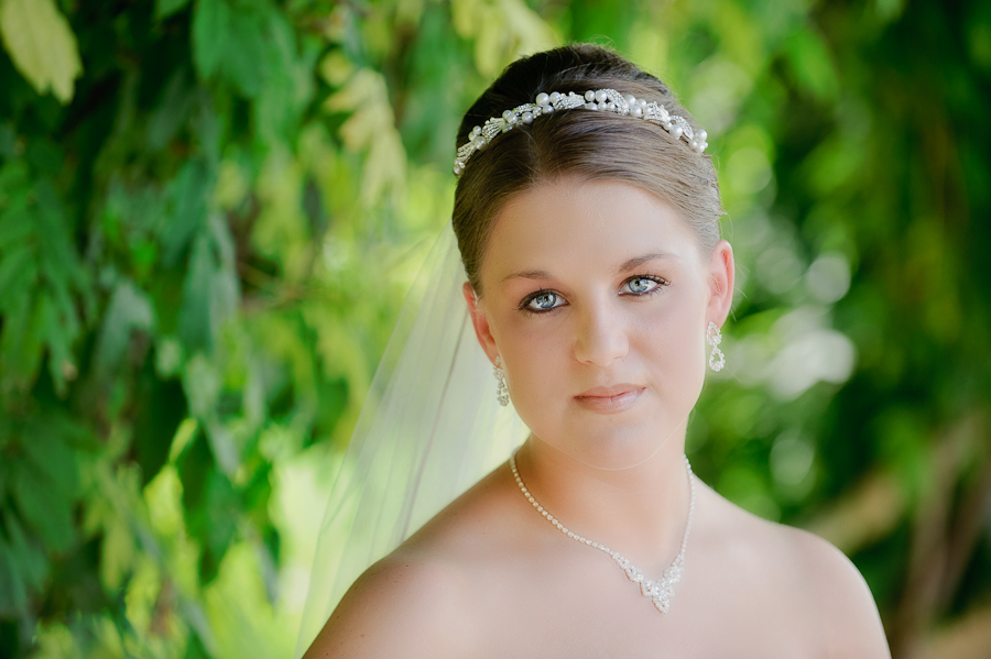 Garden Bridal Photography | Lakeland Florida