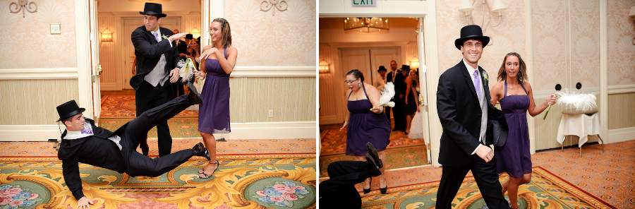 Disney St. Augustine Ballroom Wedding