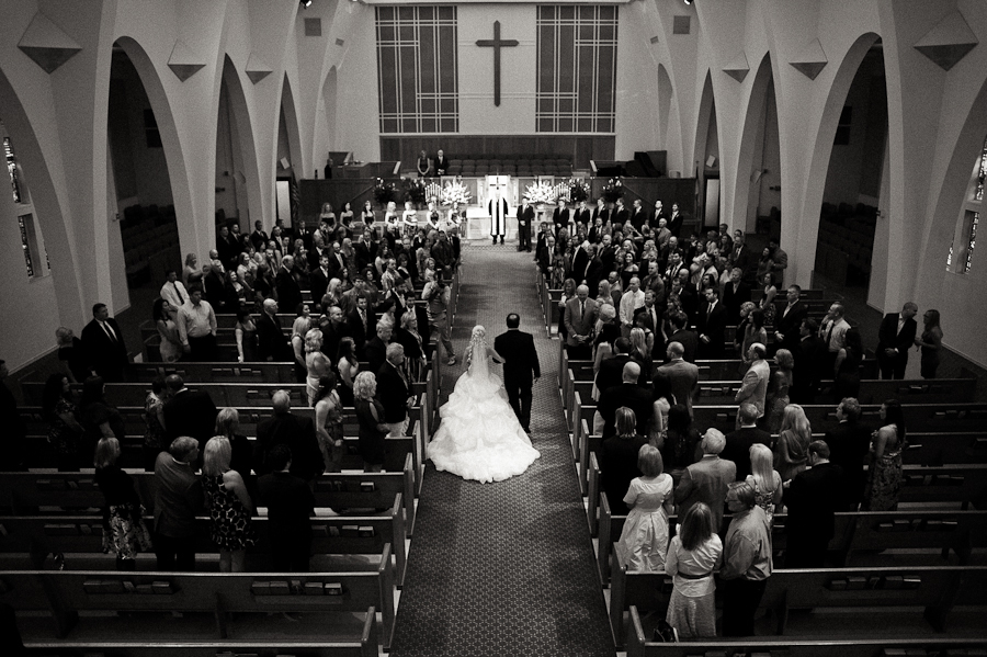 First United Methodist Church Lakeland FL Wedding