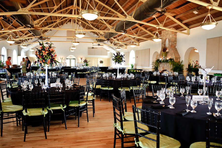 Magnolia Building Wedding Reception