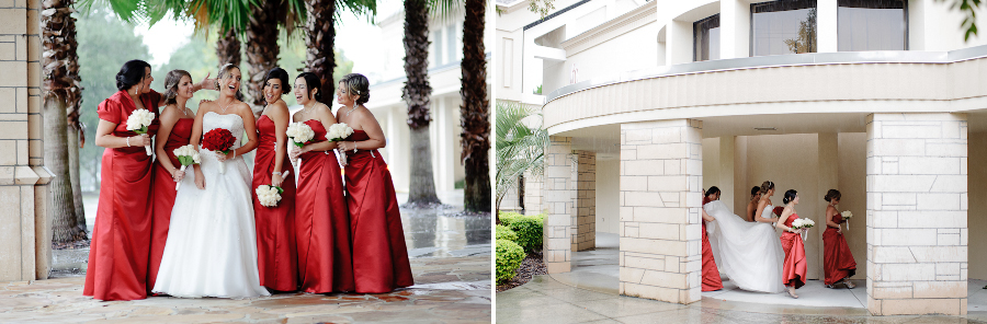 Lakeland Wedding Photography | First United Methodist Church | Florida Southern College | FUMC