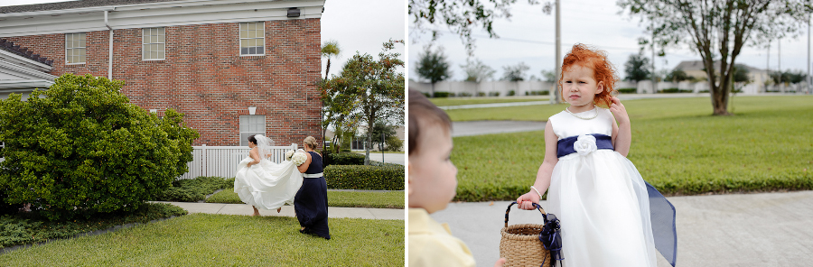 Calvary Babtist Church Wedding | Winter Haven FL | Wedding Photography