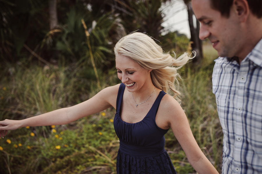 Ft Desoto Couples Photography Engagement | Sunglow Photography