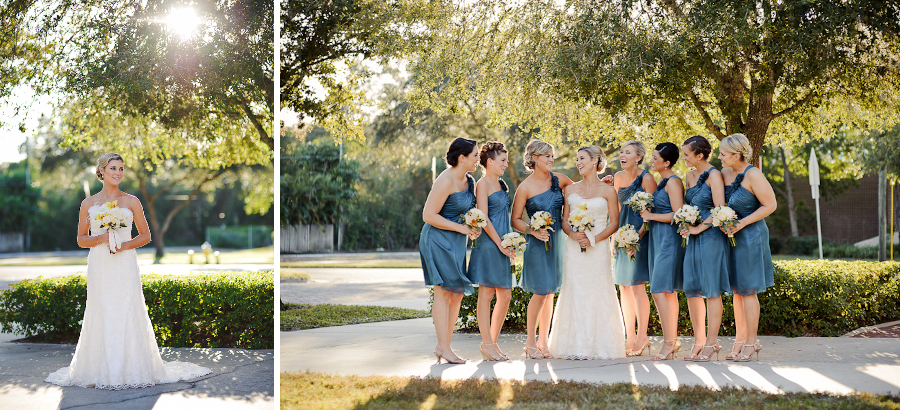 Palma Ceia Presbyterian Church Wedding | Tampa, FL
