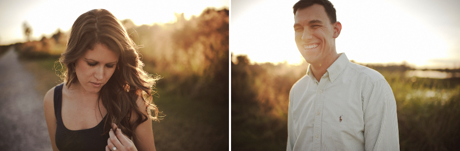 Lakeland Engagement Photography | Natural Light