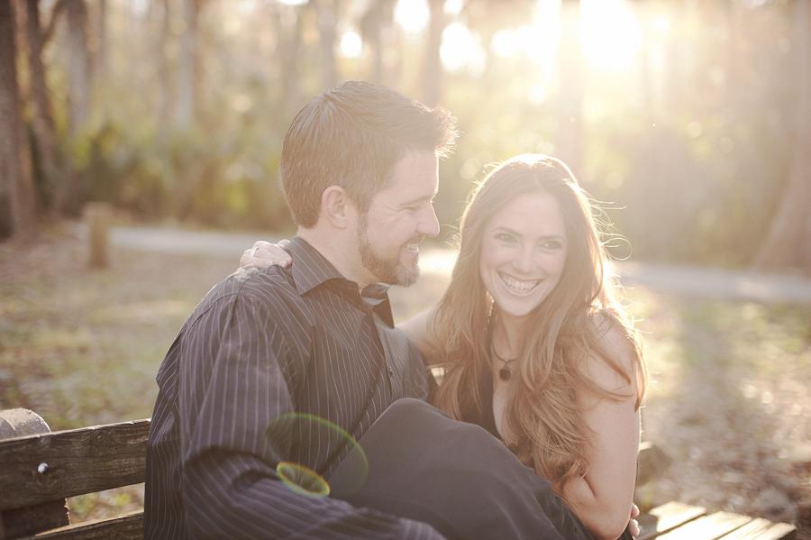 Daytona Beach Wedding Photography | Engagement Session