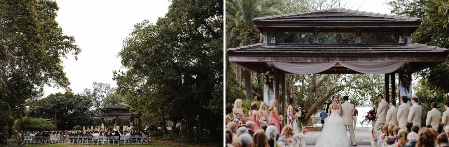 Marie Selby Gardens Wedding | Sarasota FL